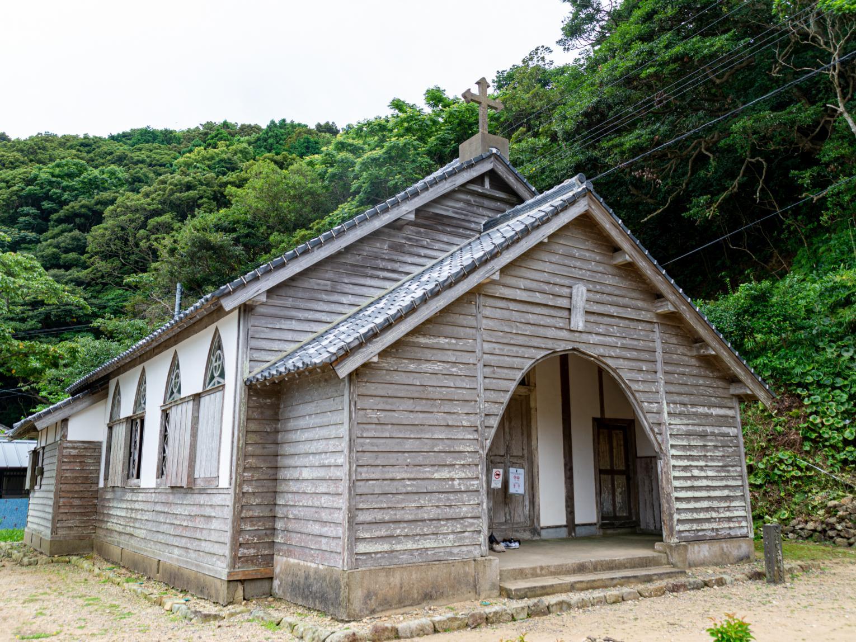 自然に溶け込む美しい教会群-3