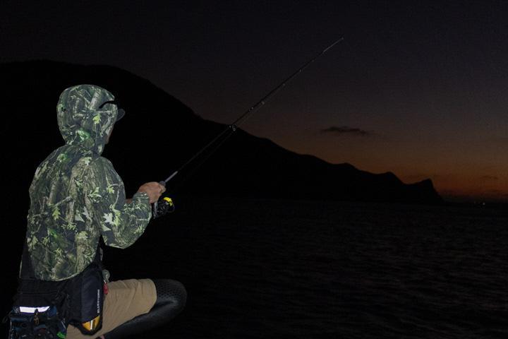 五島は夜釣りも面白い!-0
