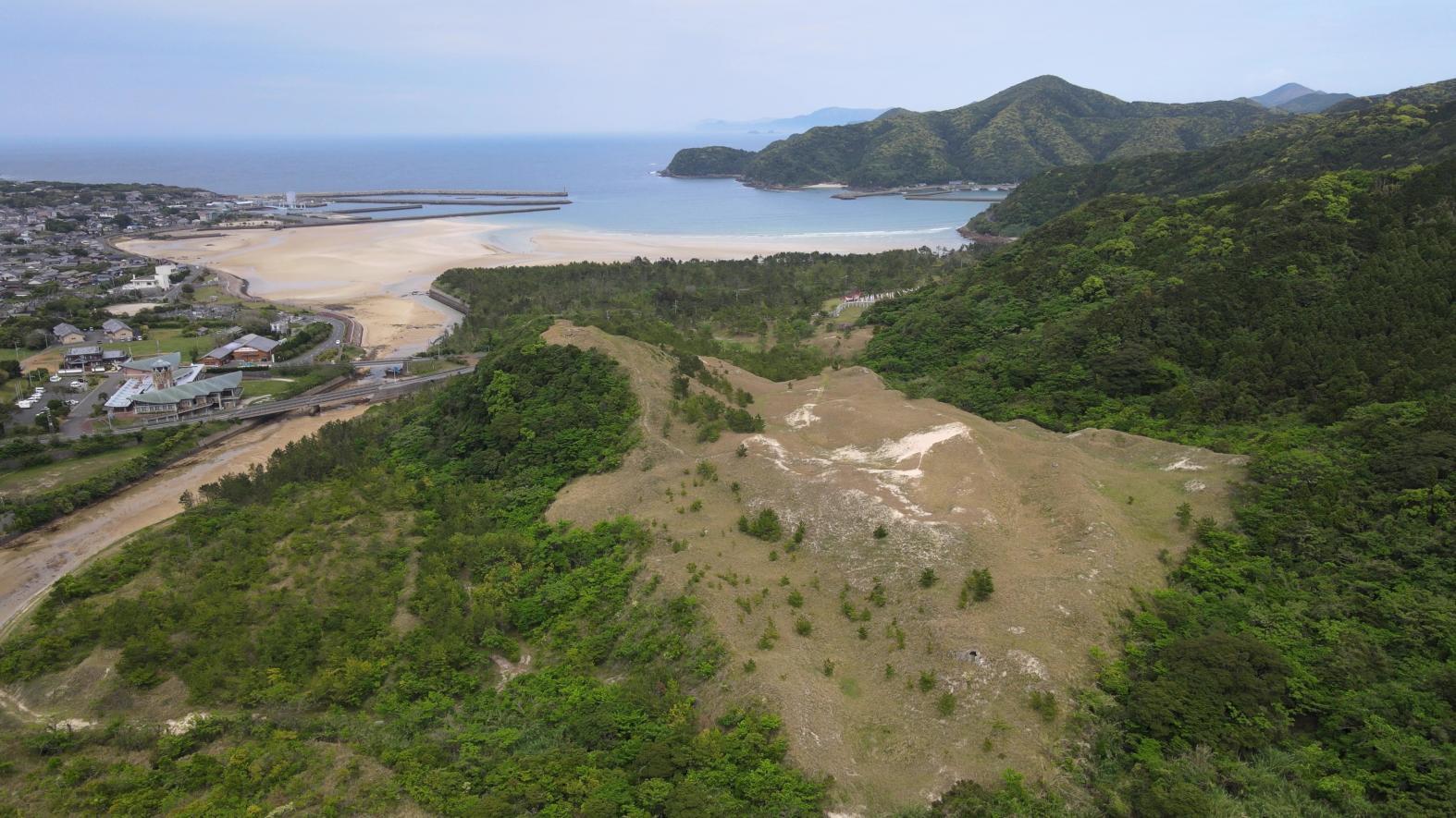 白良ヶ浜砂丘-0