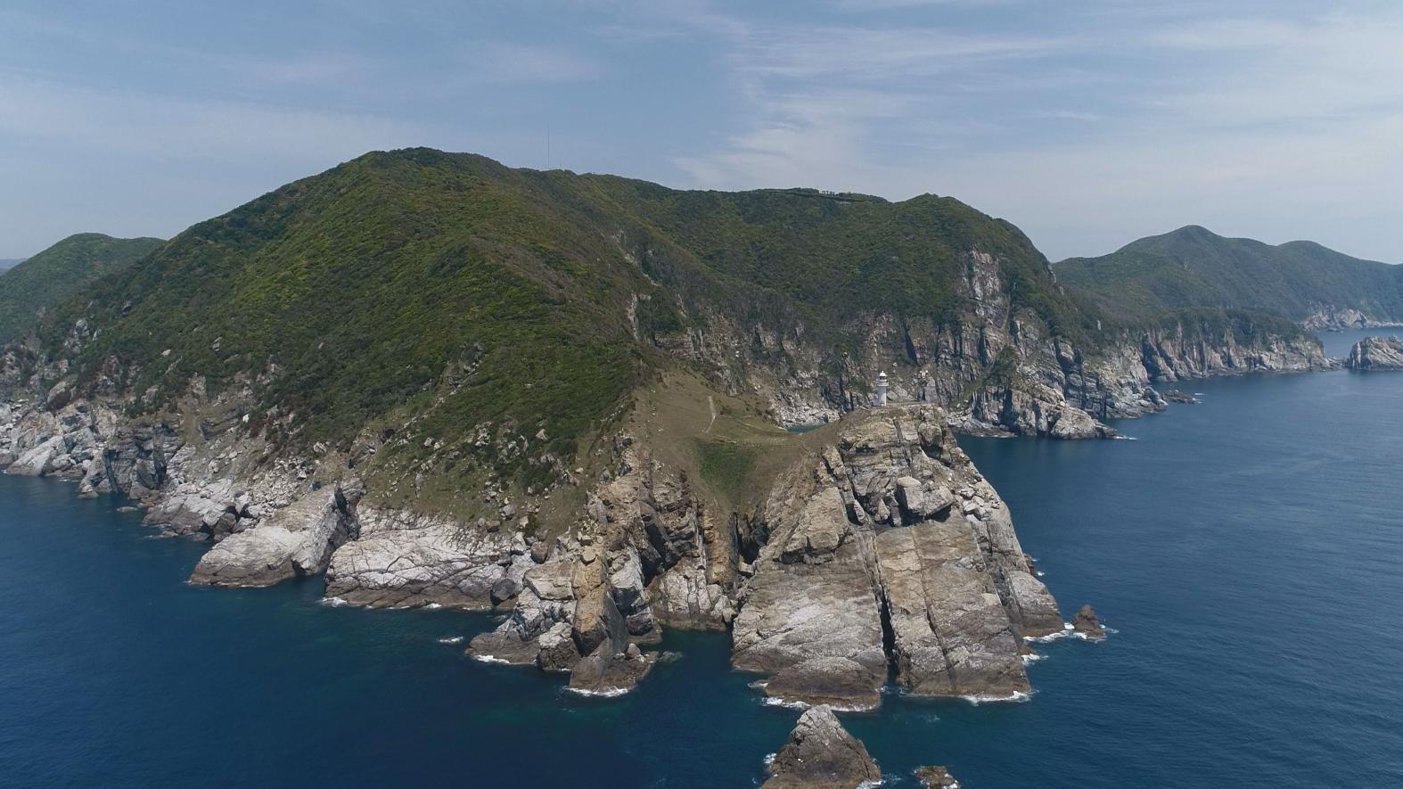 大瀬崎(玉之浦の大断崖)-0
