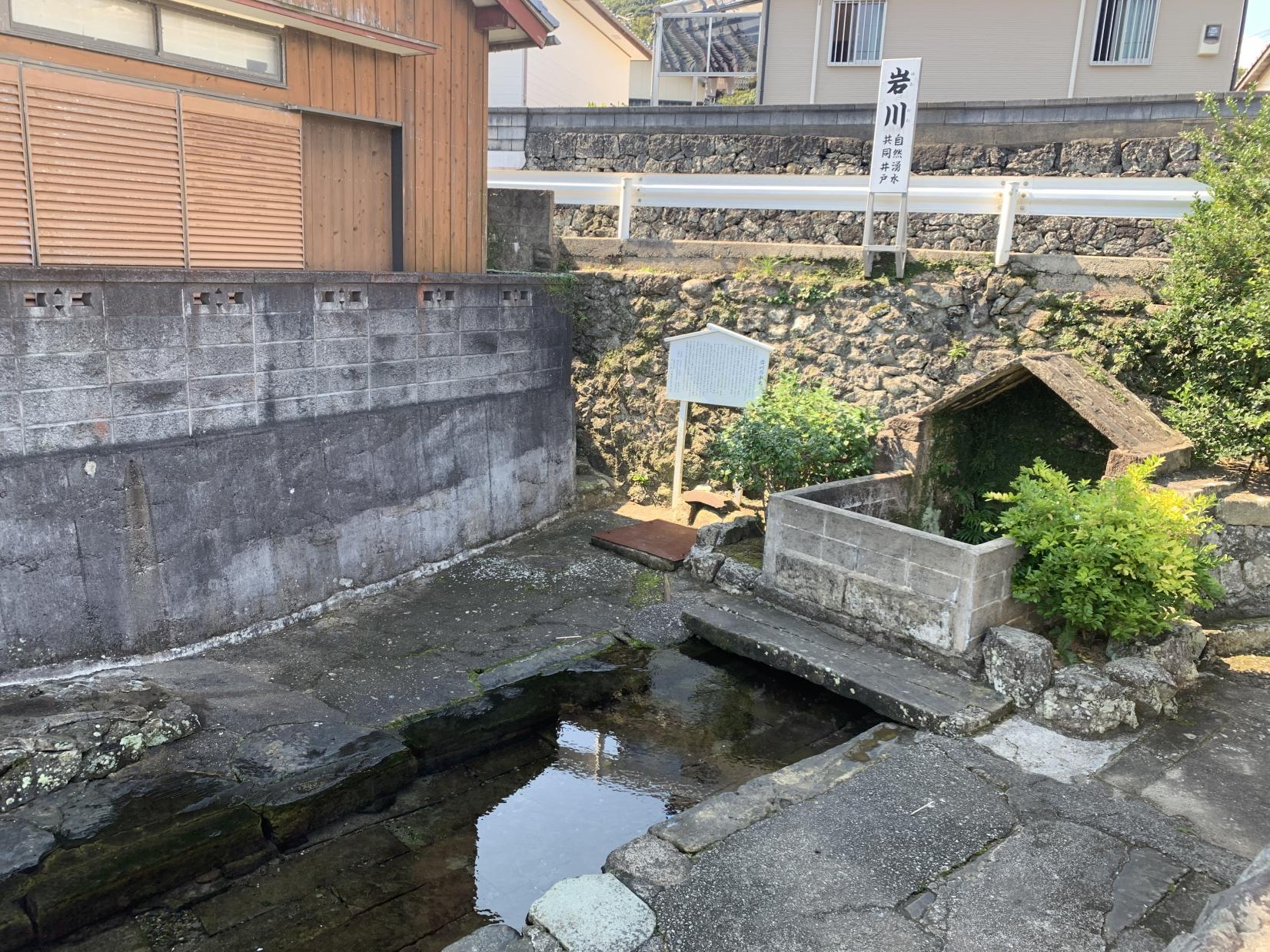 福江大津の岩川-0