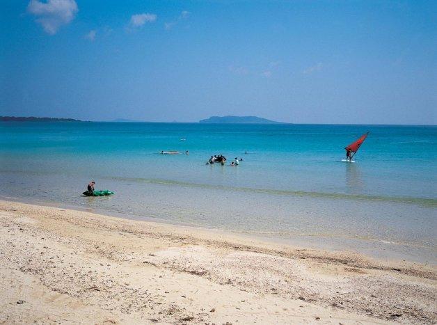 ビーチに海底探検、漁体験に磯遊び 福江島海遊び三昧-1
