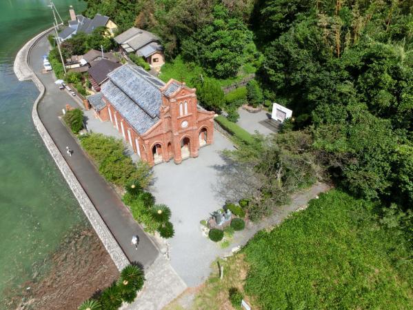 堂崎教会-3