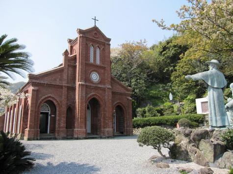 堂崎教会-1