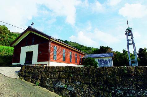 嵯峨島教会-0