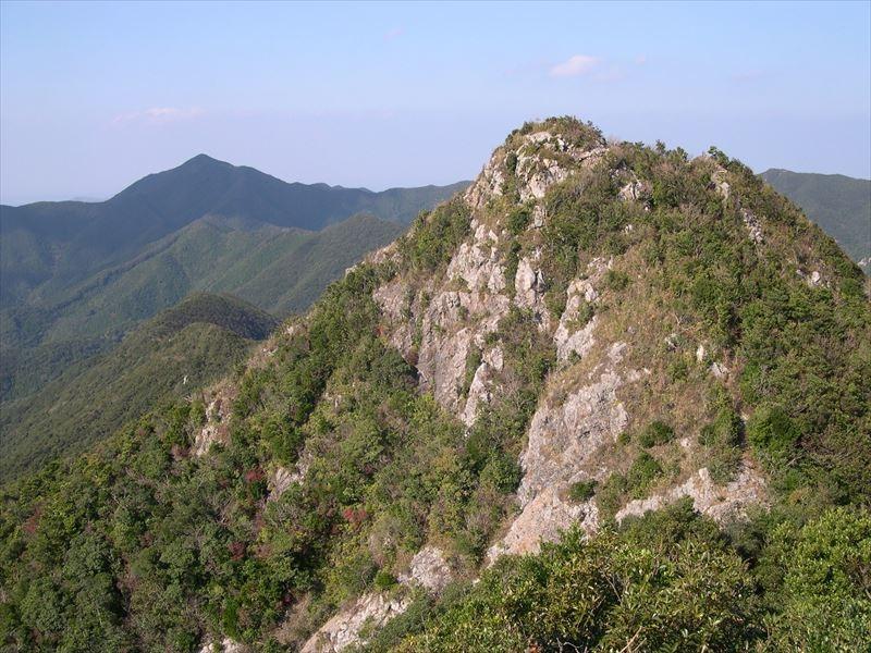 七ッ岳-1