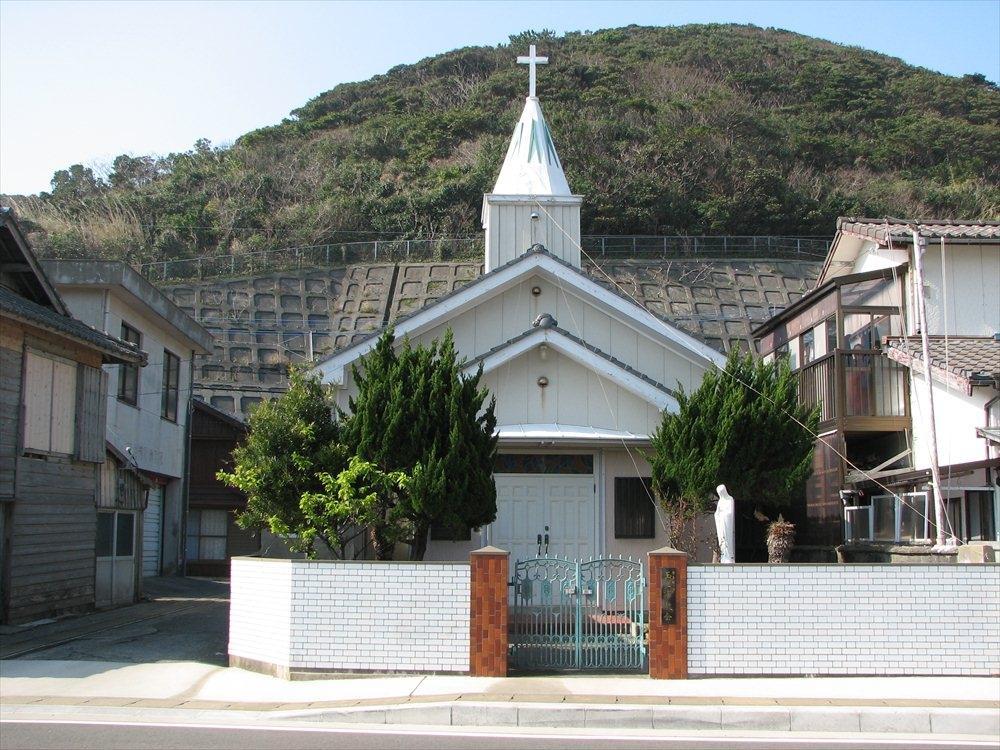 玉之浦教会-1