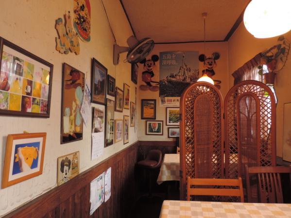 レストラン ミッキーハウス-2