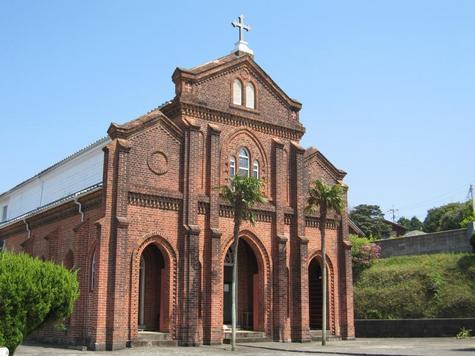 楠原教会-1